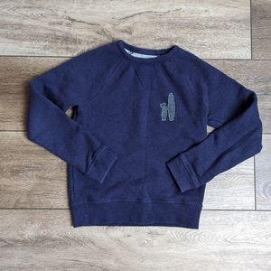 Johnnie-O Riley Crewneck Surf Board Sweatshirt